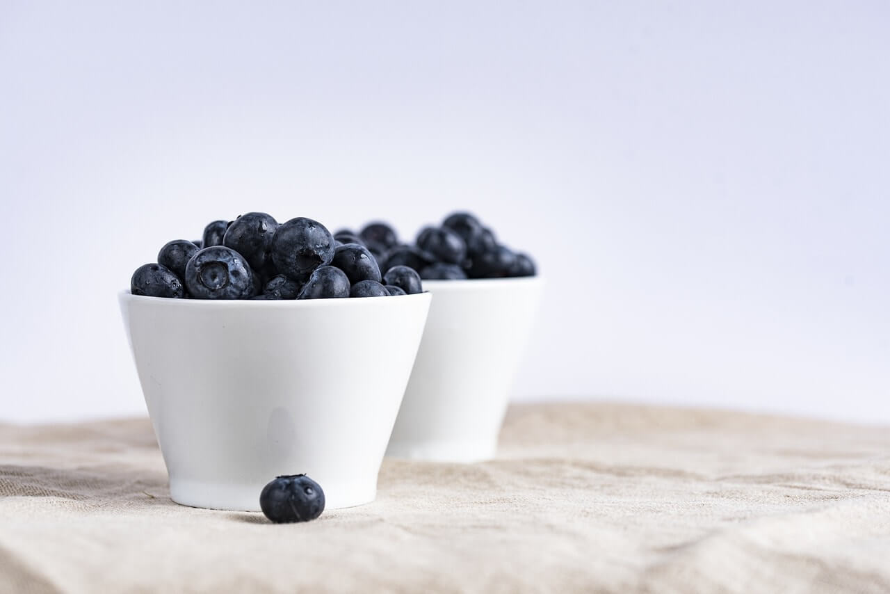 5 Reasons Why Blueberries Are Healthy