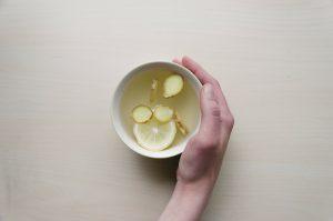 Warm Lemon Water Recipe