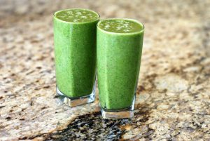 Healthy Tropical Smoothie for Weight Loss
