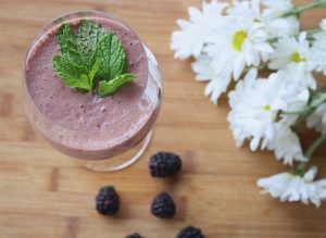 Healthy Brain Booster Smoothie for Weight Loss