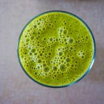 Healthy Matcha Smoothie for Weight Loss