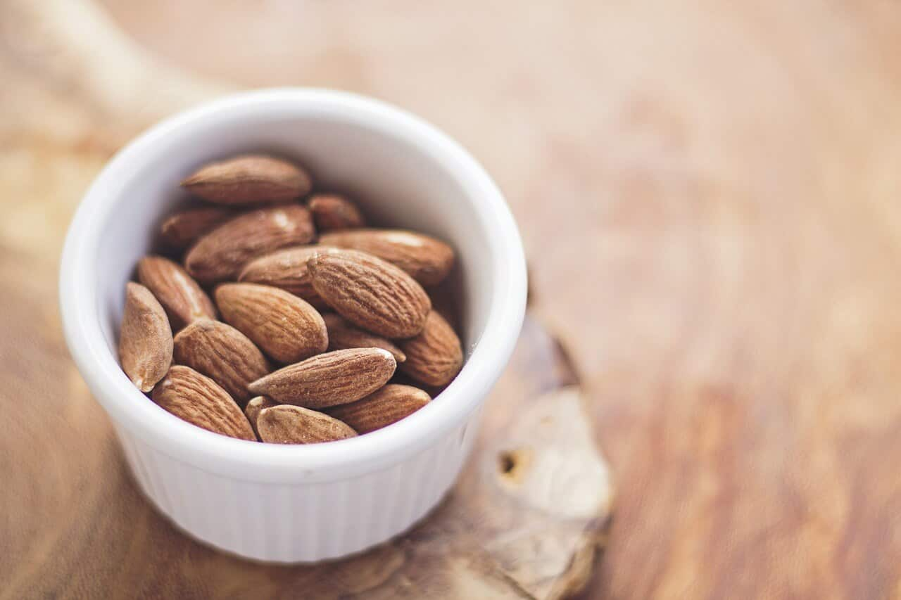Almonds Give You Energy