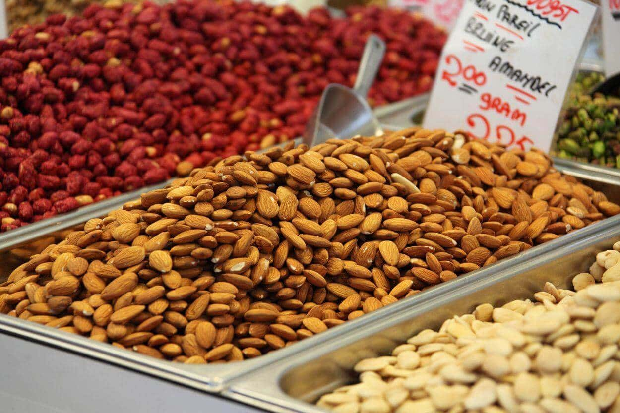 Almonds Will Help You Sleep Better At Night