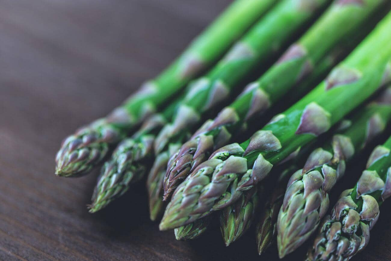 Asparagus Give You Energy