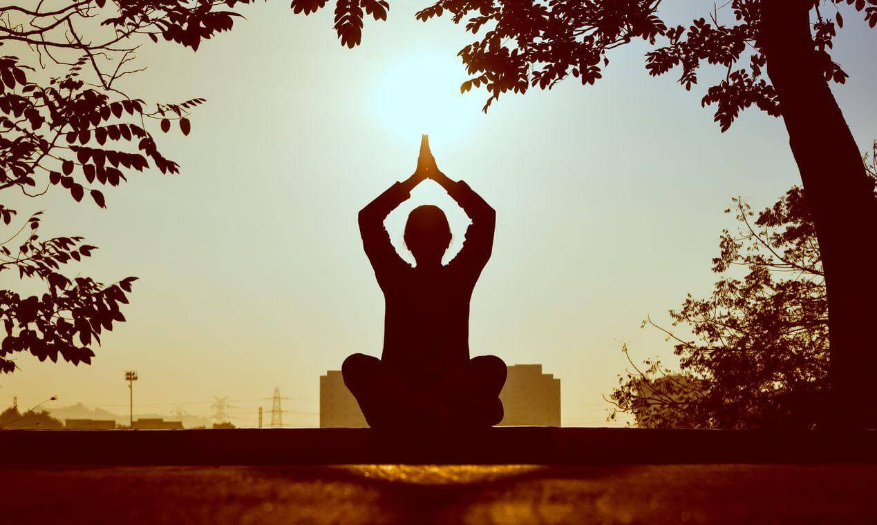 Yoga is Great for Energy
