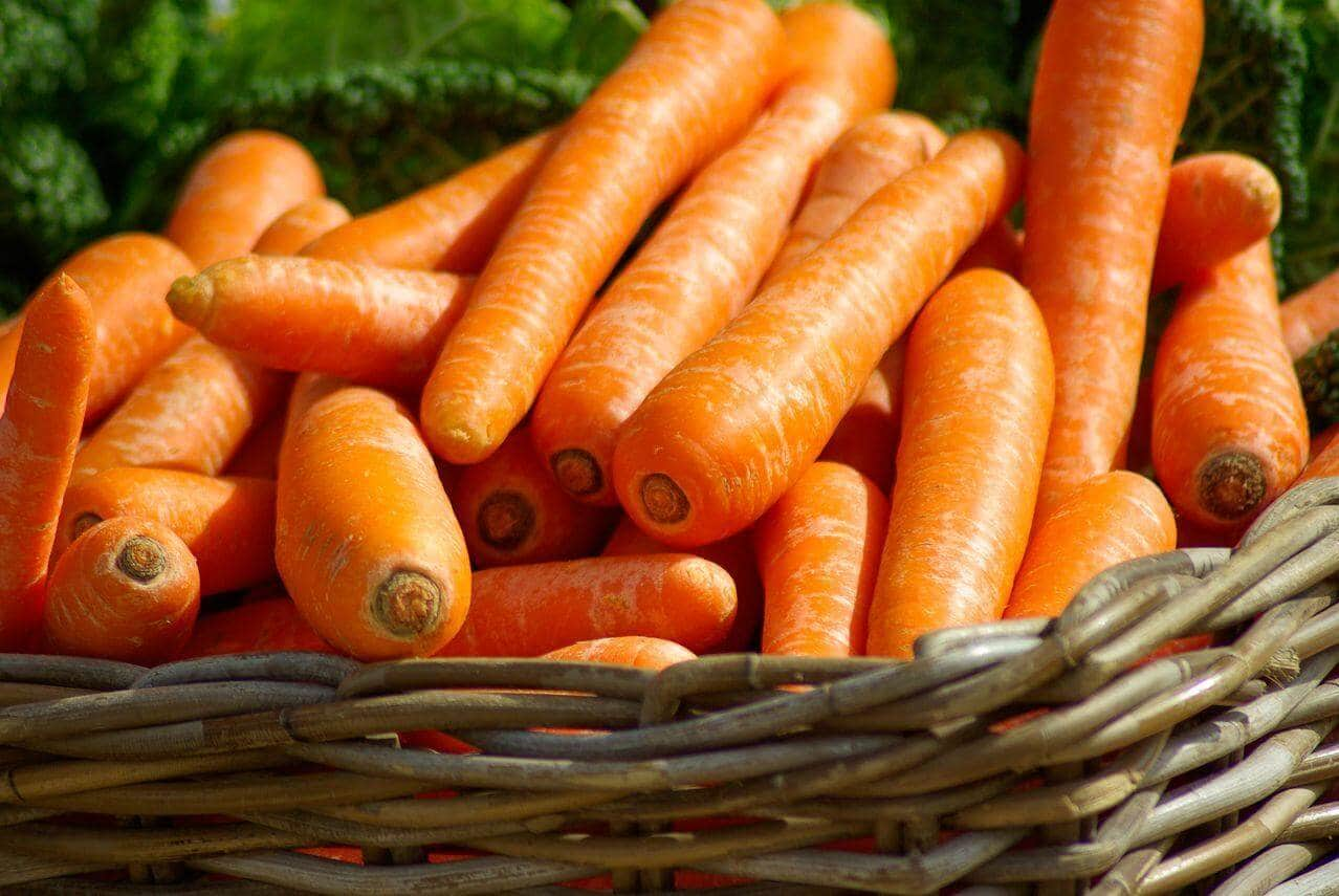 Carrots Best Vegetables to Juice