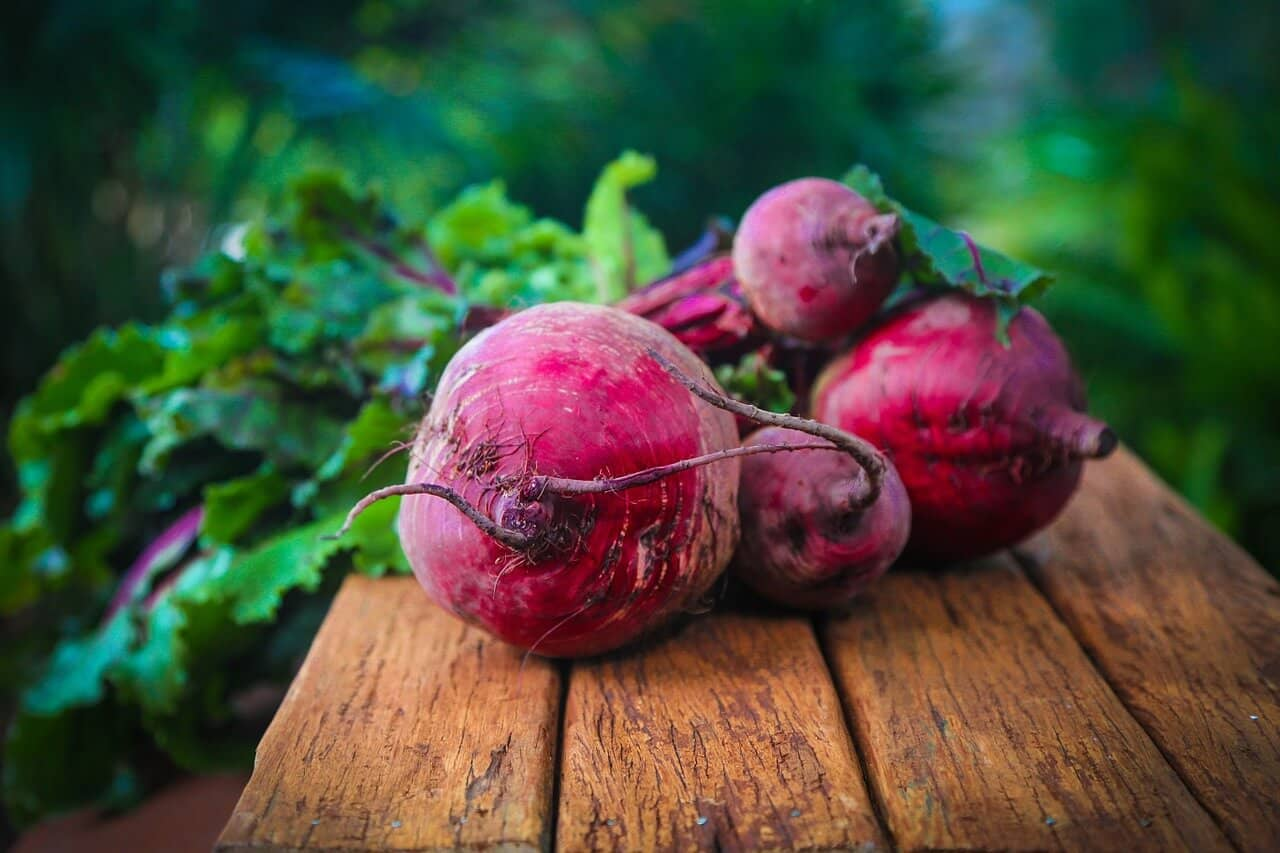 Beets Give You Energy