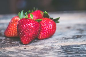 Strawberries Energy Booster