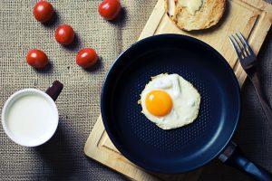 Eggs Give You Energy