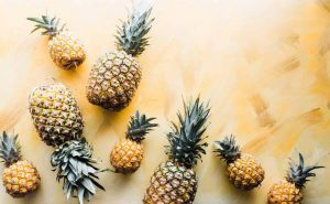 Pineapples Give You Energy