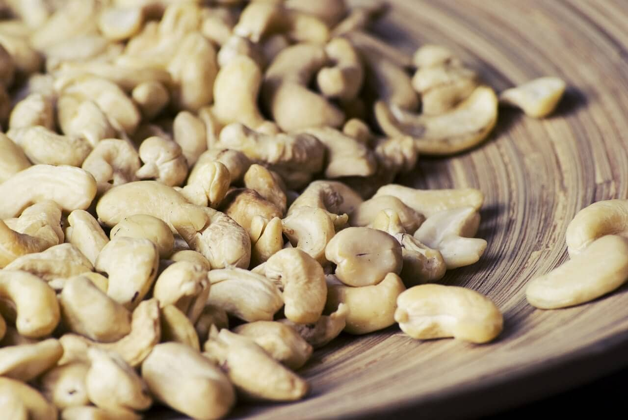 Cashews Give You Energy