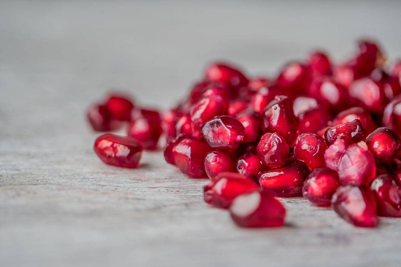 Pomegranate Seeds Give You Energy