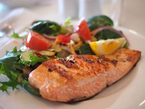 Salmon Will Help You Sleep Better At Night