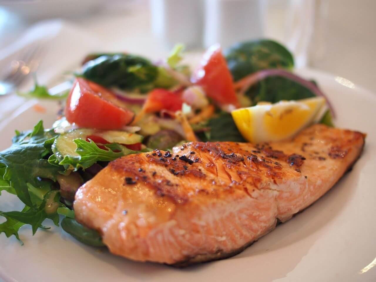 Salmon Will Help You Sleep Better At Night