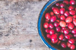 Cranberries Give You Energy