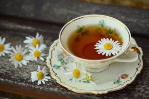 Chamomile Tea Will Help You Sleep Better At Night