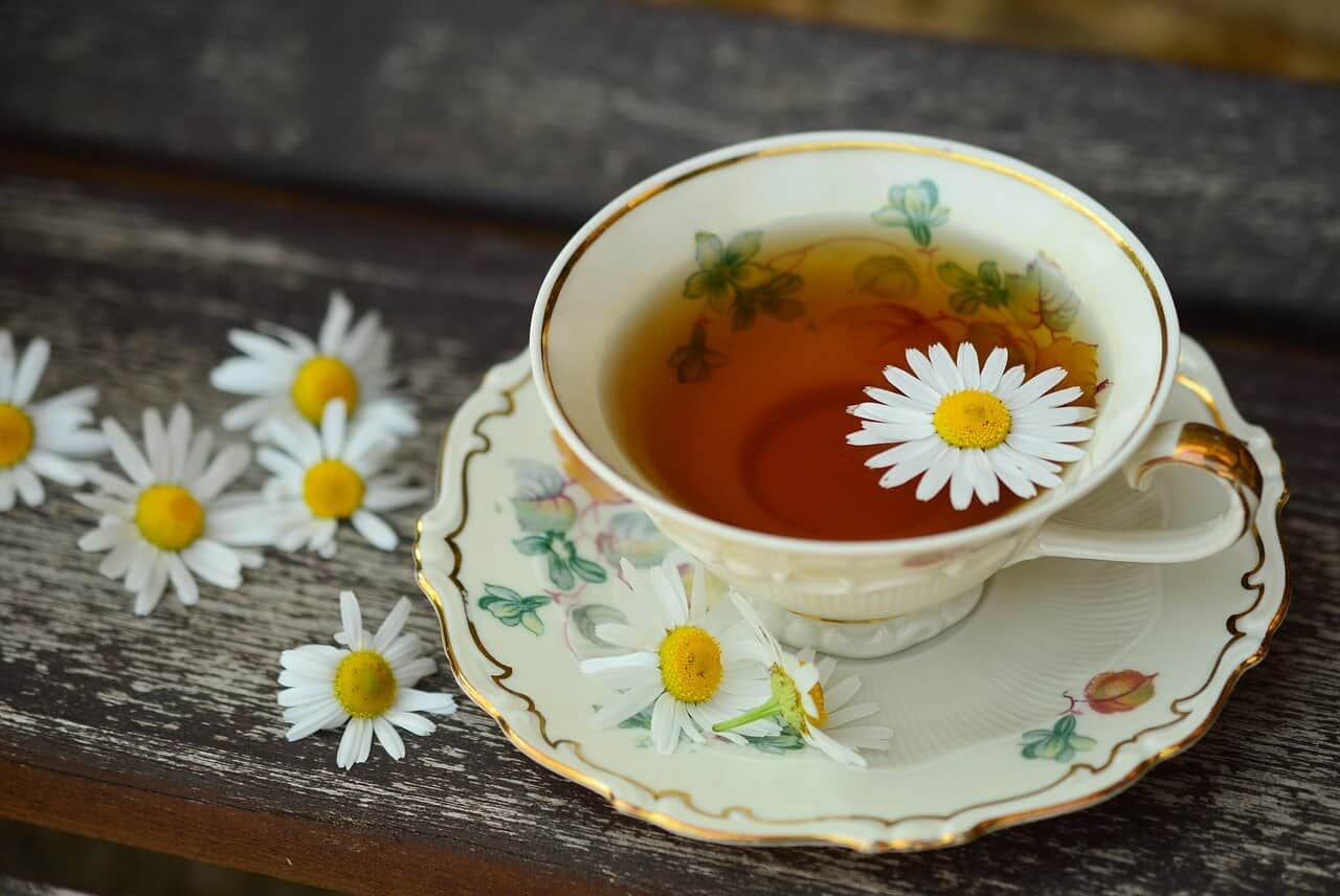 Chamomile Tea Will Help You Sleep Better At Night