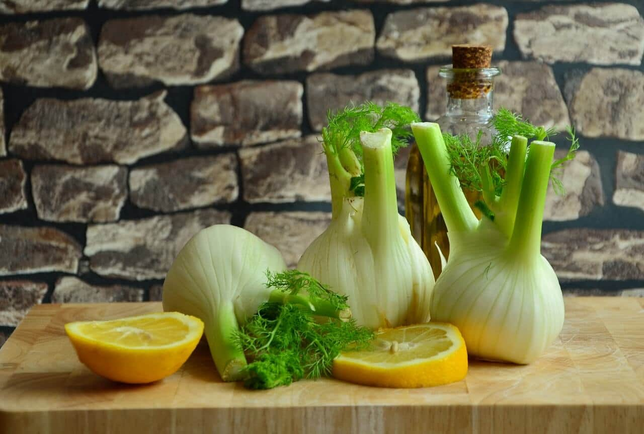 Fennel Best Vegetables to Juice