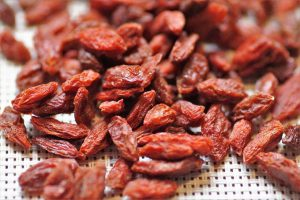 Goji Berries Give You Energy