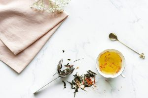 Herbal Tea Energy Booster