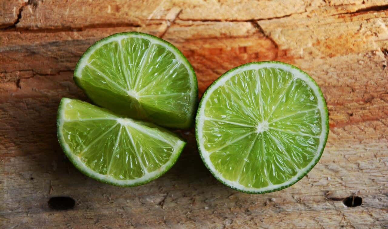 Limes Give You Energy Boost
