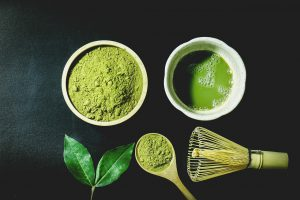 Matcha Gives You Energy