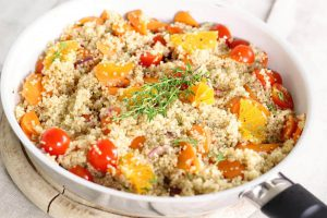 Quinoa Best Plant Based Proteins