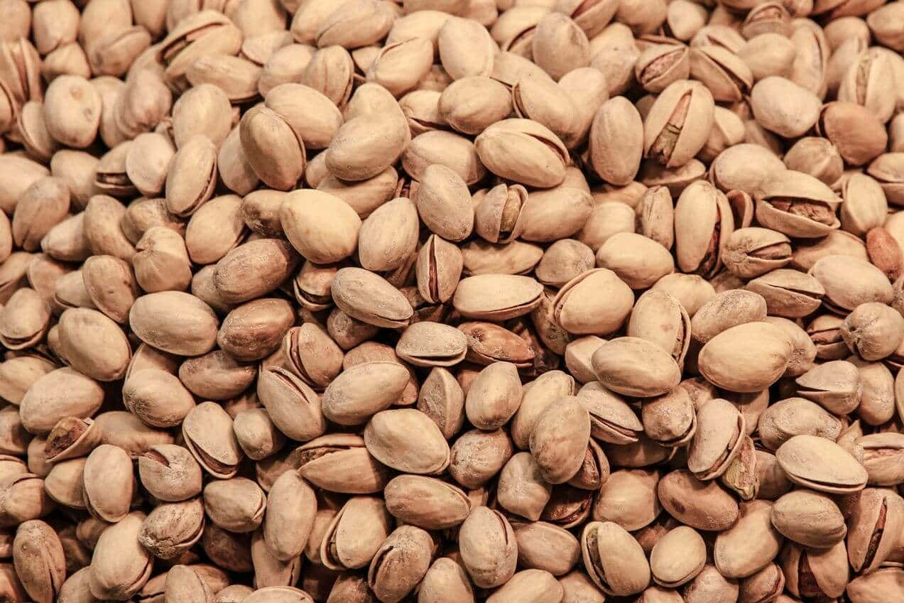 Pistachios Energy Booster
