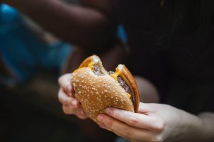 Unhealthy Food Makes You Fall Asleep After Eating