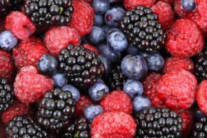 Berries Low Carb Juice
