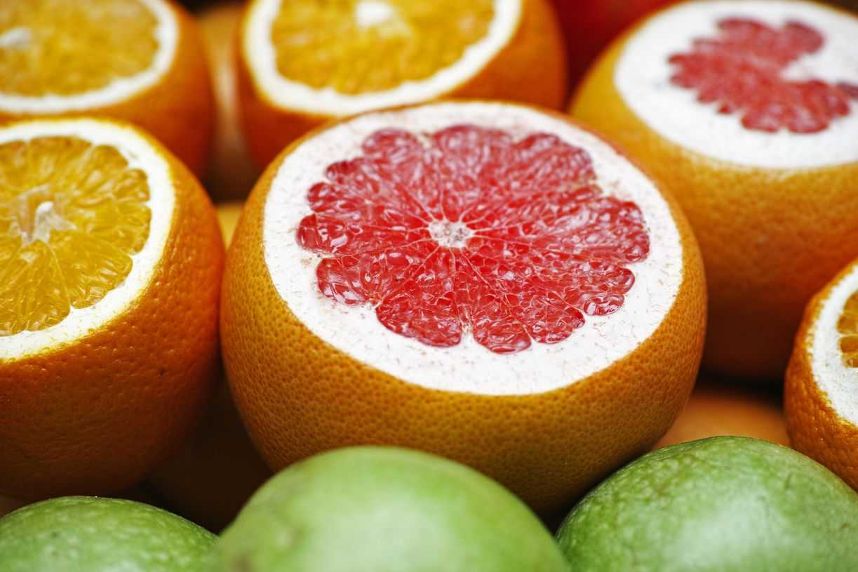 Add Citrus Fruits to Green Juice