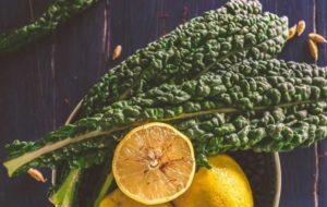 Lacinato Kale for Juicing