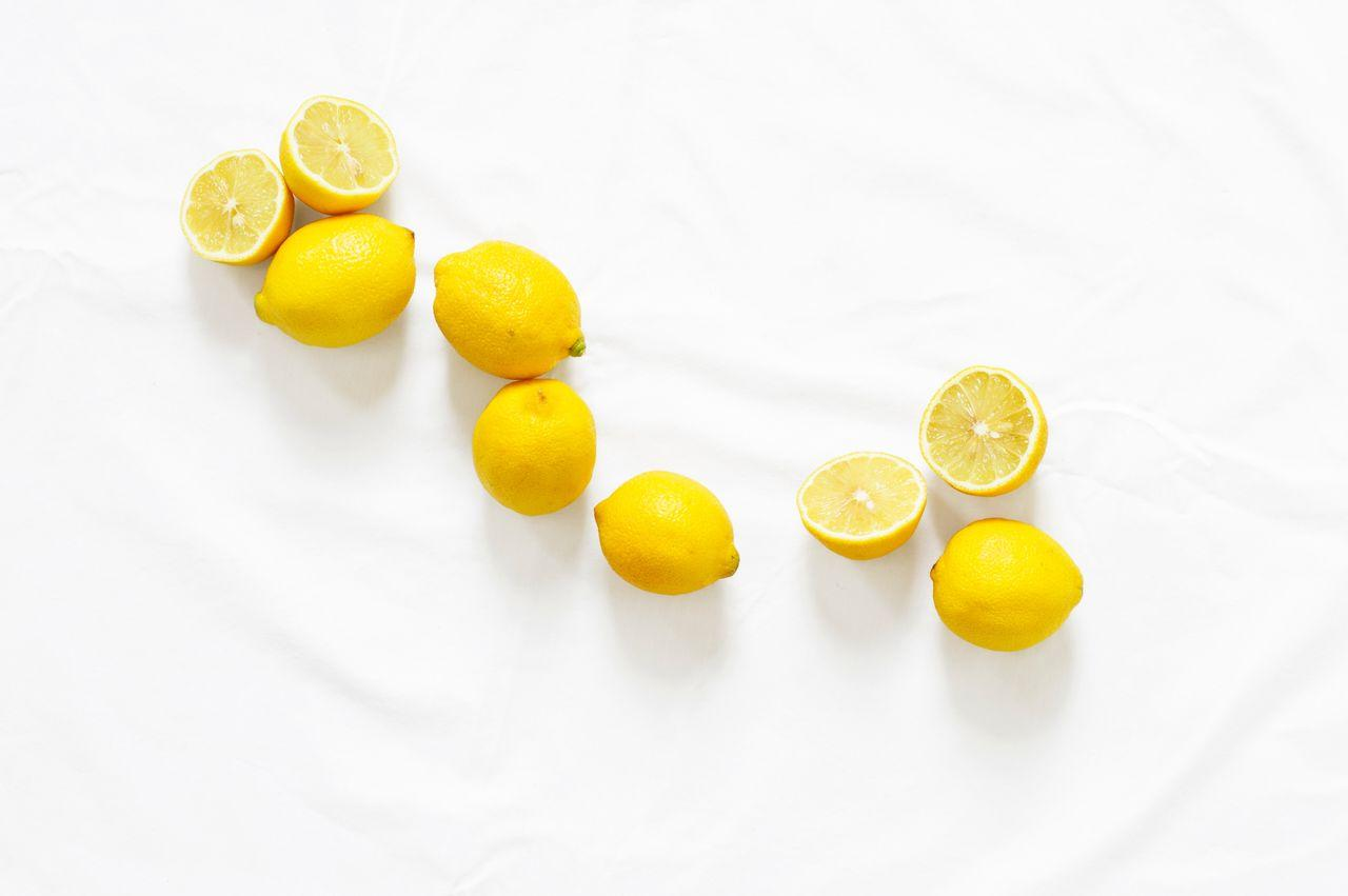 Lemons Make Your Fresh Juice Last Longer