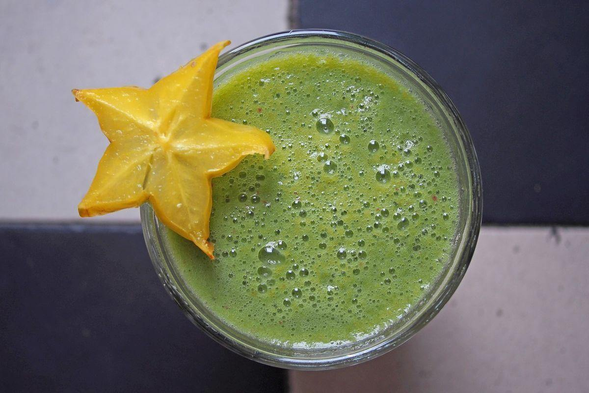 Artichoke Liver Cleansing Smoothie