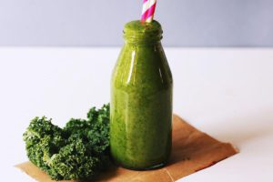 Kale Liver Detox Smoothie