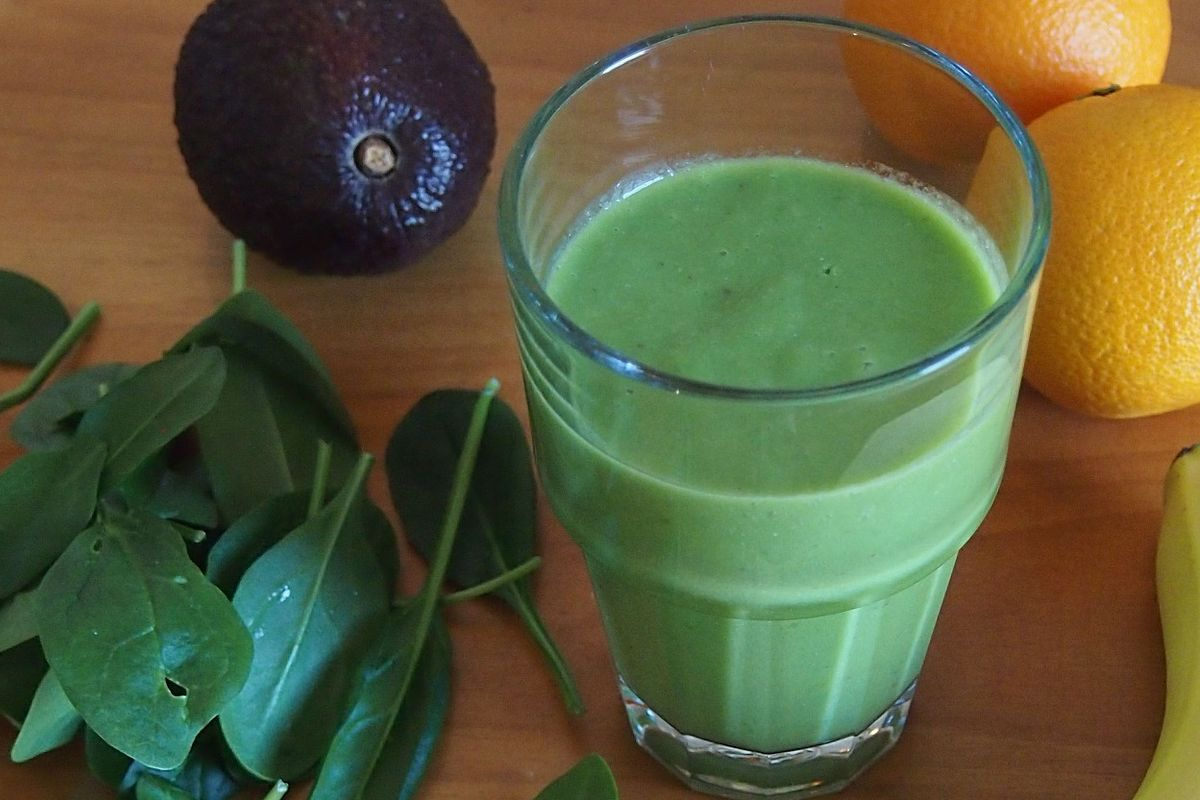 Matcha Green Tea Smoothie Recipe 3