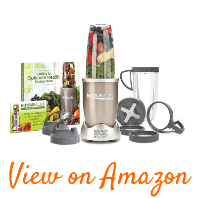 Nutribullet Pro 900 for Protein Shakes