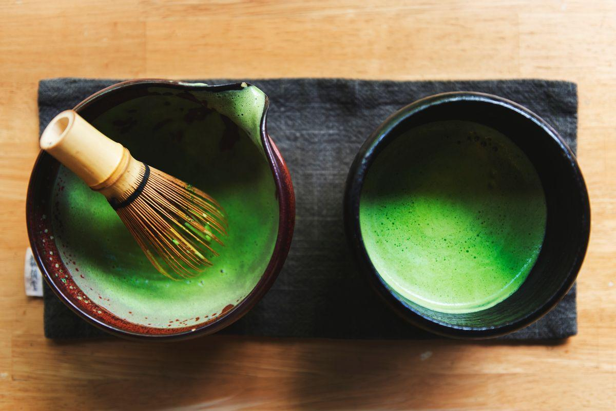 Why Drink Matcha Green Tea Smoothies
