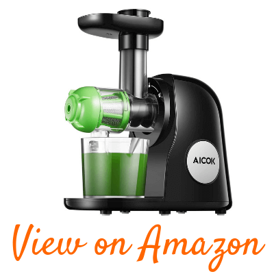 Aicok Slow Juicer for Greens