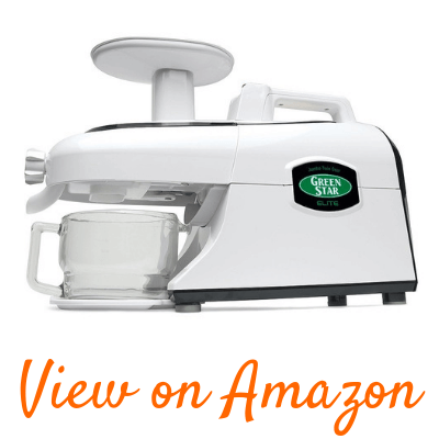 Greenstar GSE-5000 for Juicing Leafy Greens