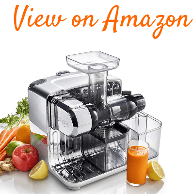 Omega CUBE300S Juicer for Greens