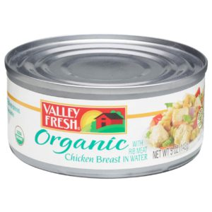 Is Canned Chicken Healthy