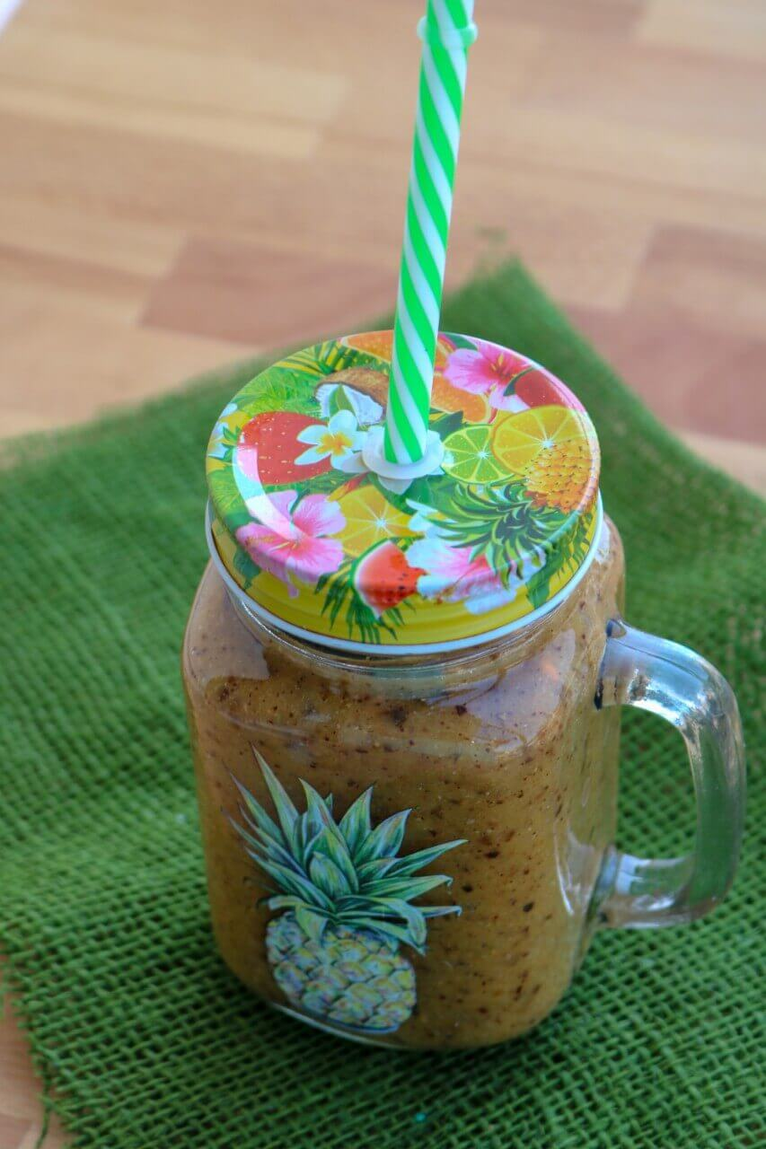 Fruit Smoothie for Constipation