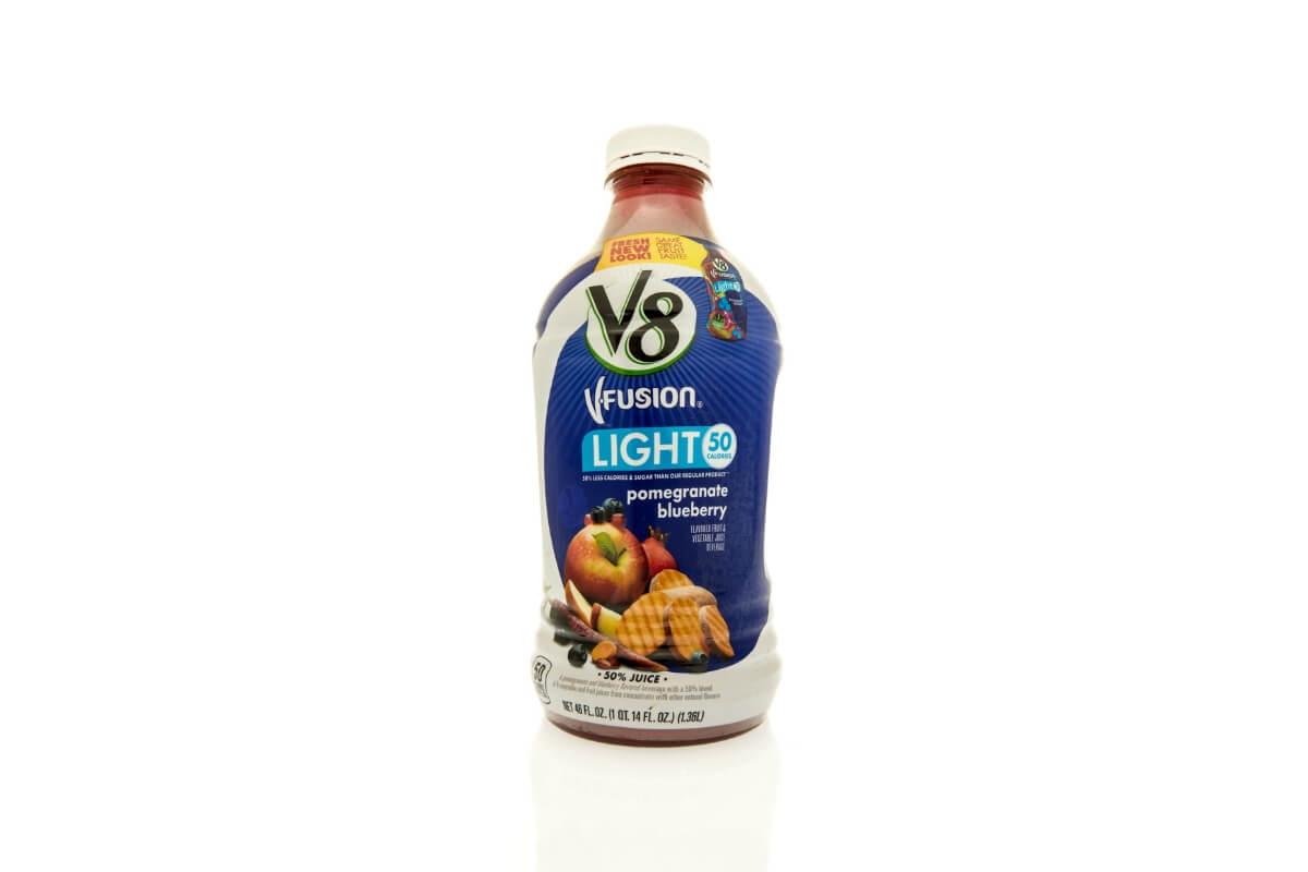 V8 Fusion Light