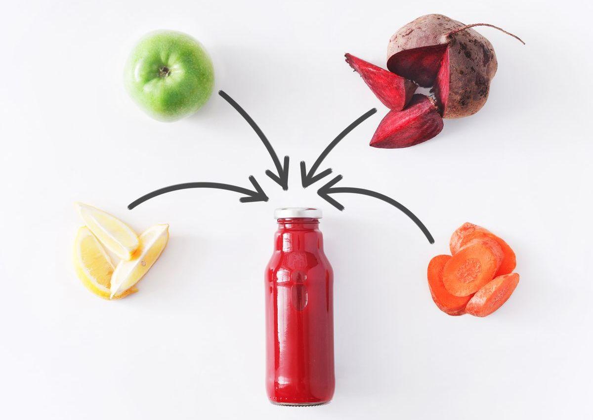 Fruit Vegetable Juice
