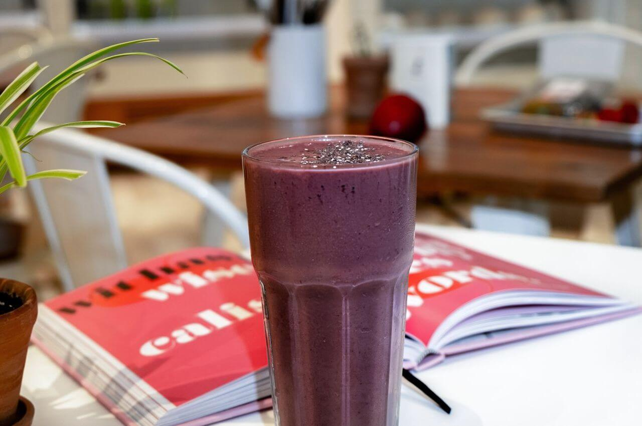 Blueberry Nutribullet Detox Recipe