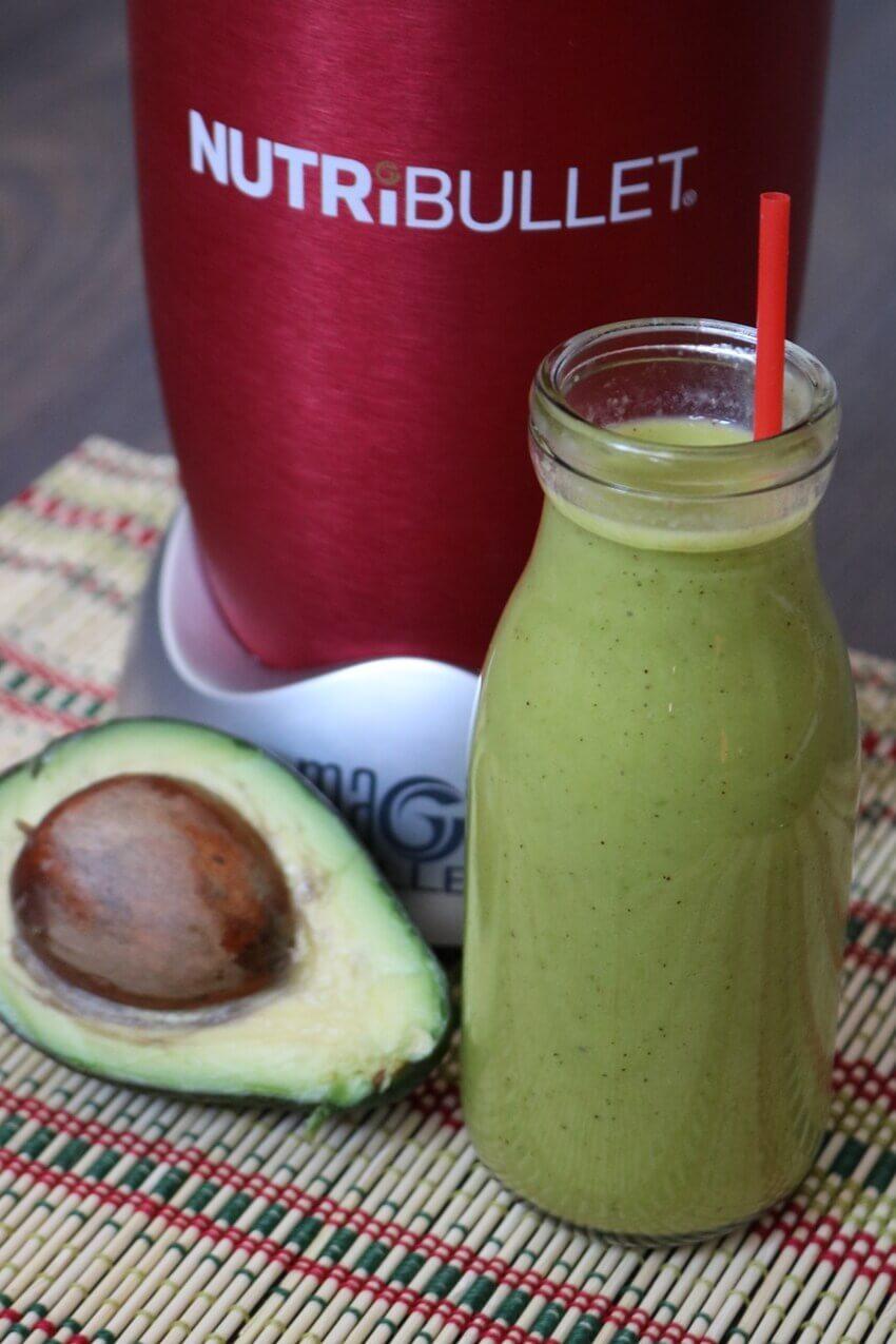 Nutribullet Breakfast Smoothie for Energy-2