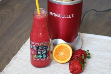 Nutribullet Recipes for Energy