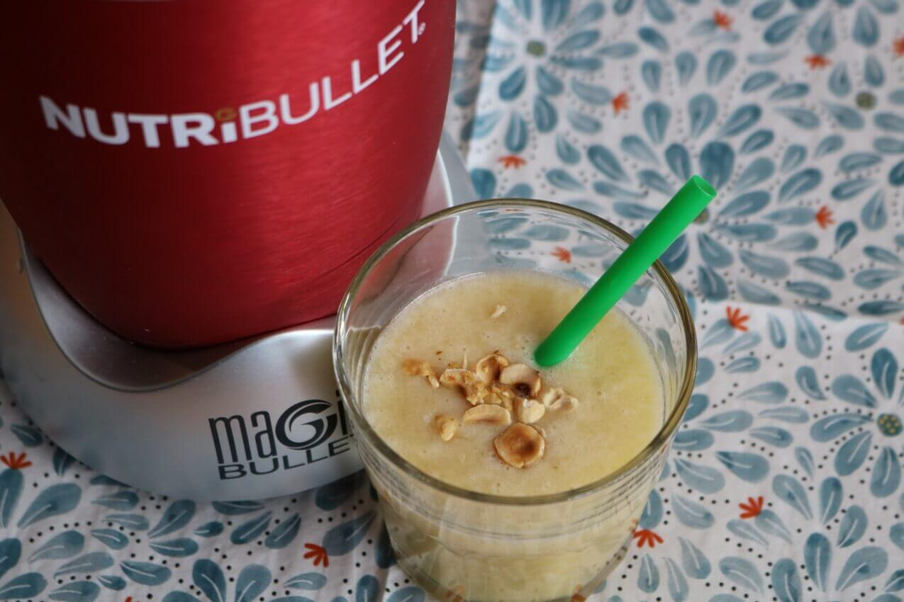 Tropical Nutribullet Smoothie Recipe