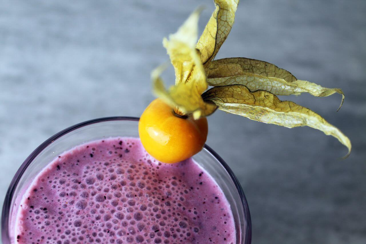 Berry Nutribullet Recipe for Inflammation